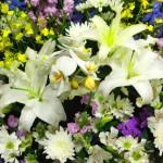葬儀のお花代や相場とマナーなどについて